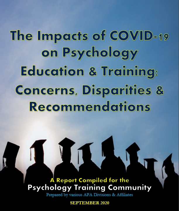 The Impacts of COVID-19 on Psychology Education & Training